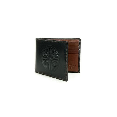 Mens Leather RFID Wallet