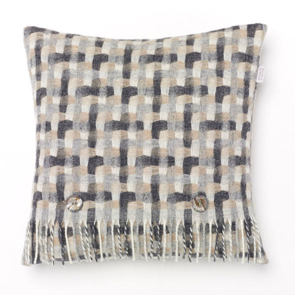 Bronte By Moon Lambswool Pillow Cushion