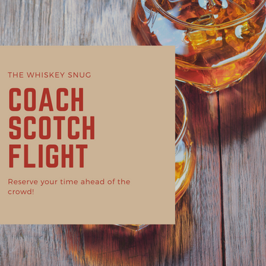 Scotch Coach Flight