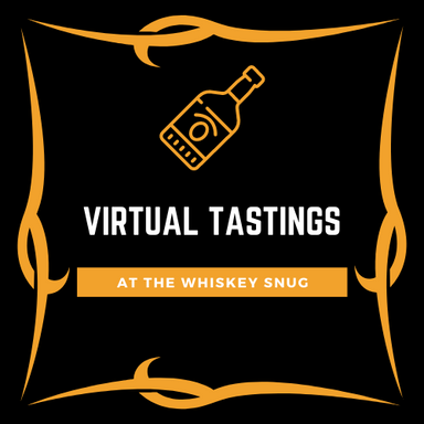 Virtual whiskey tastings at The Whiskey Snug