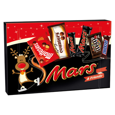 Mars & Friends Selection Box