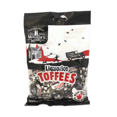 walker's nonsuch liquorice toffee by food ireland