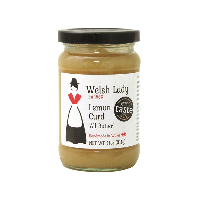 Welsh Lady Lemon Curd
