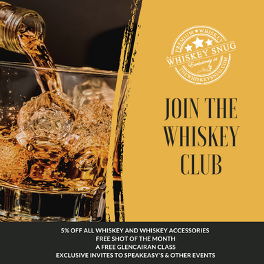Whiskey Club Couple Membership