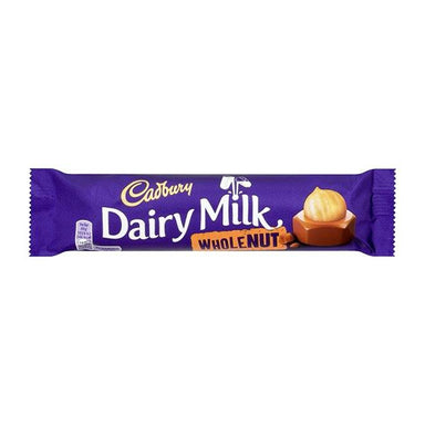 Dairy MIlk Whole Nut Chocolate Bar