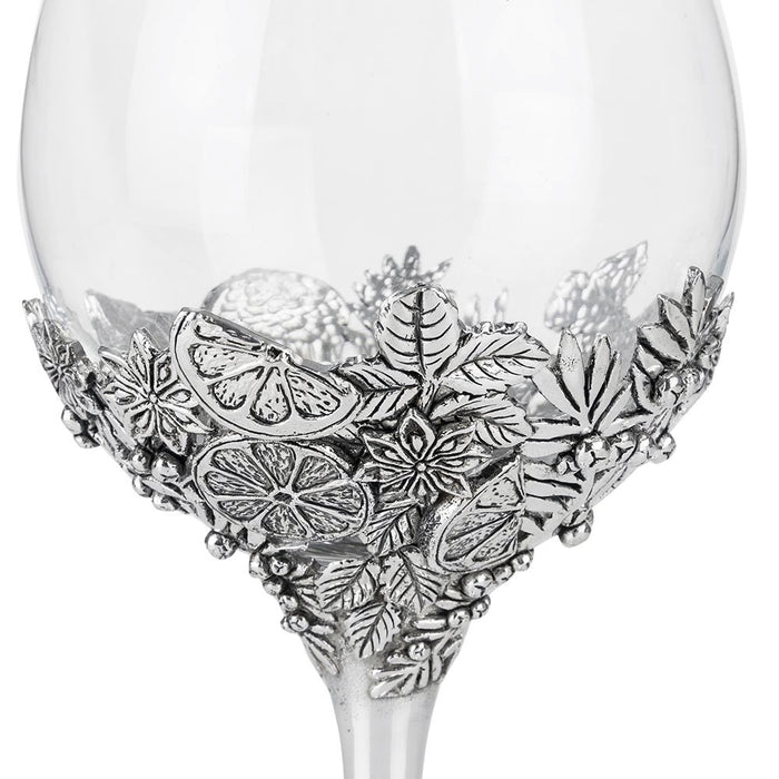 Botanical Gin Glass