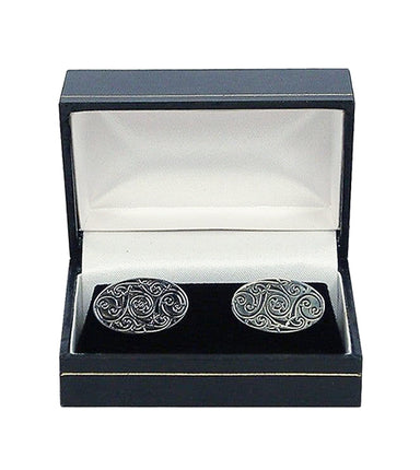 Pewter Celtic Cufflinks