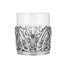 front of stag and thistle whiskey glass tumbler by a e williams
