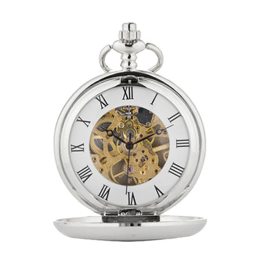 Men's Usher Mechanical Pocket Watch