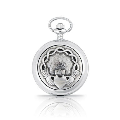 claddagh pocket watch by ae williams