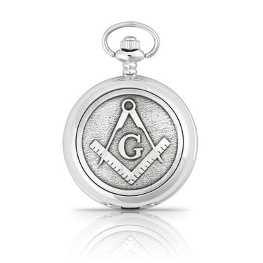 masonic mechanical pocket watch by a e williams