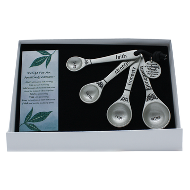 Teaspoon/Tablespoon Measuring Sets