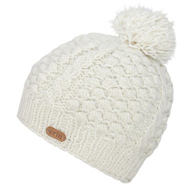 Erin Knitwear Blackberry Bobble Hat