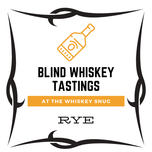Blind Rye Tasting #1 Thursday April 17th 7PM