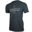 side of answer may not lie at the bottom of a bottle heather gray shirt