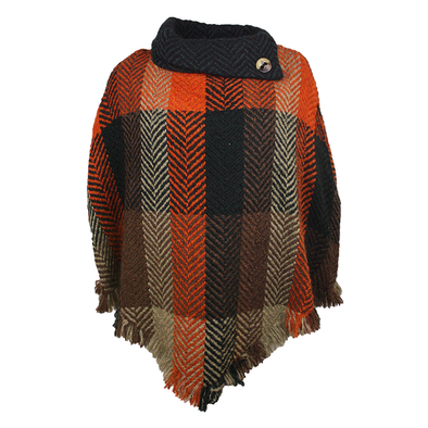 Amy Poncho by Branigan Weavers of Ireland