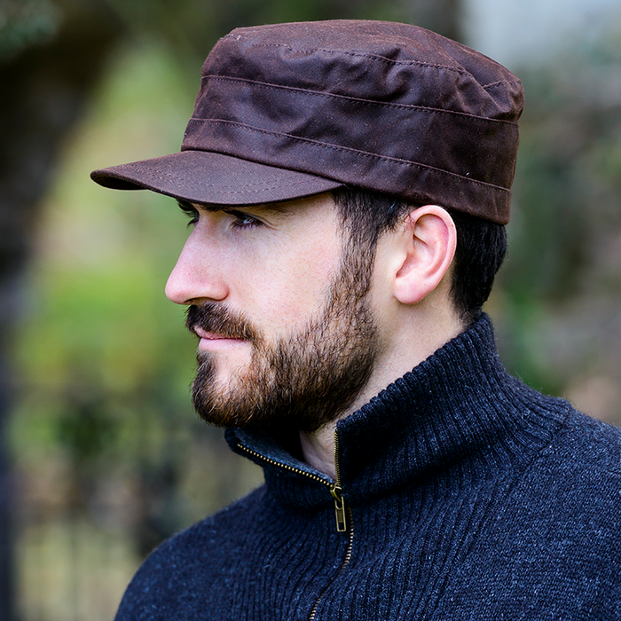 irish fisherman cap