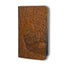 front of tree of life leather checkbook holder