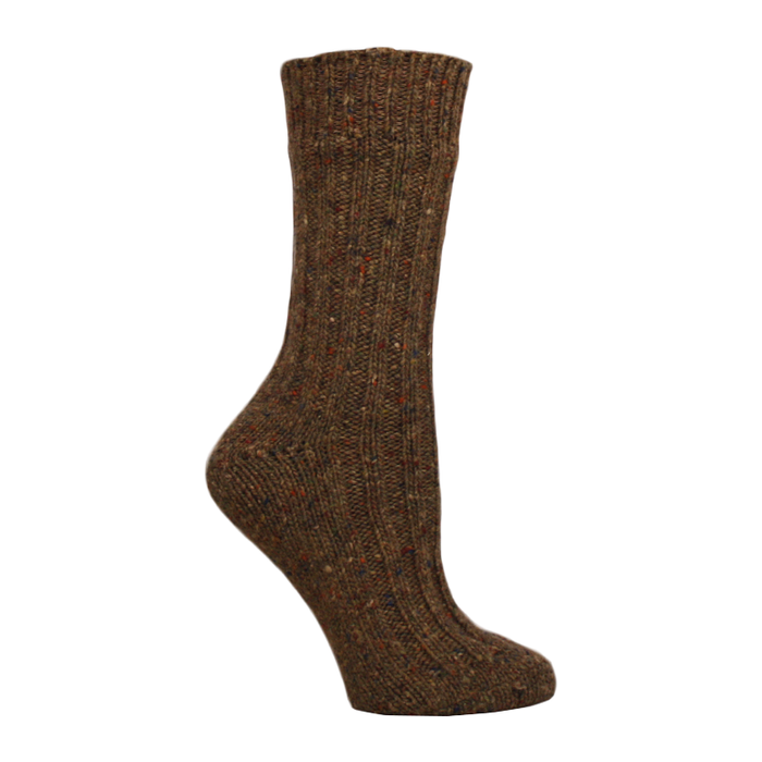 connemara wool blend socks
