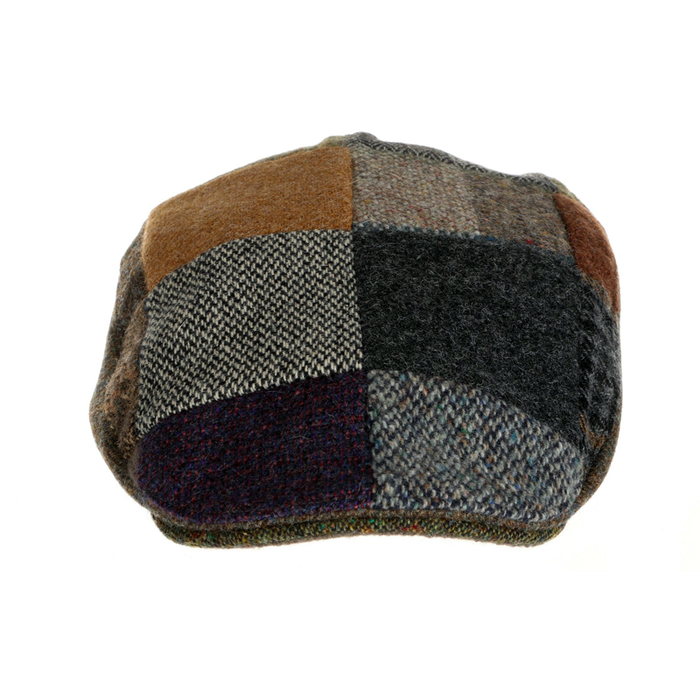 hanna hats patchwork hat cap
