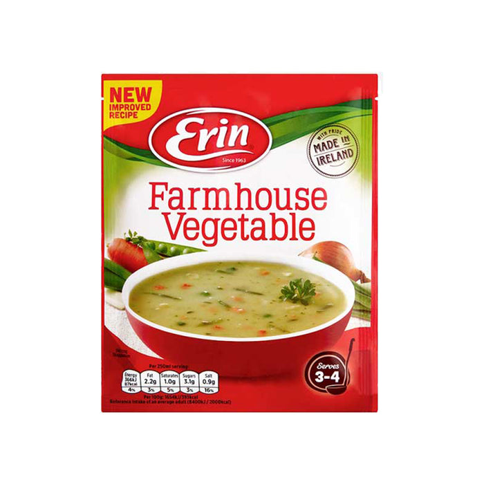 Erin Farmhouse Vegetable Soup Mix