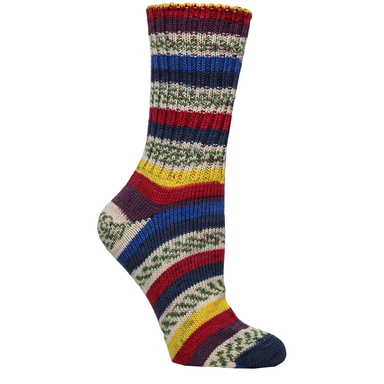 crayola mix fair isle socks by grange crafts