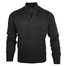 front of emerald isle galways shawl collar sweater