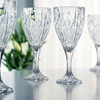 Galway Crystal Goblets Set of Four