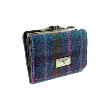 Small Harris Tweed Coin Purse