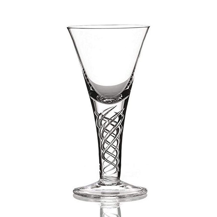 jacobite whiskey dram glass by glencairn