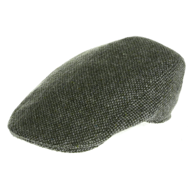 Hanna Donegal Touring Tweed Cap