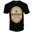 front of distressed english label tee by guinness