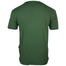 back of green distressed gaelic label t-shirt by guinness