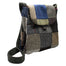 Tweed Patchwork Shoulder Bag