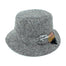 assorted  traditional wool irish walking hat by hanna hats