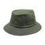 wax green  traditional wool irish walking hat by hanna hats