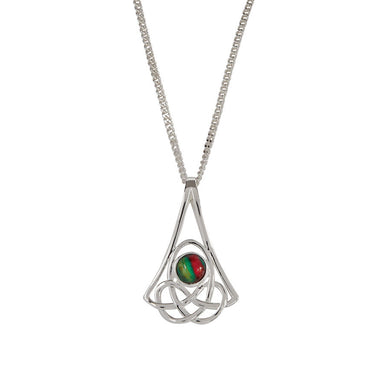 celtic pendant by heathergems