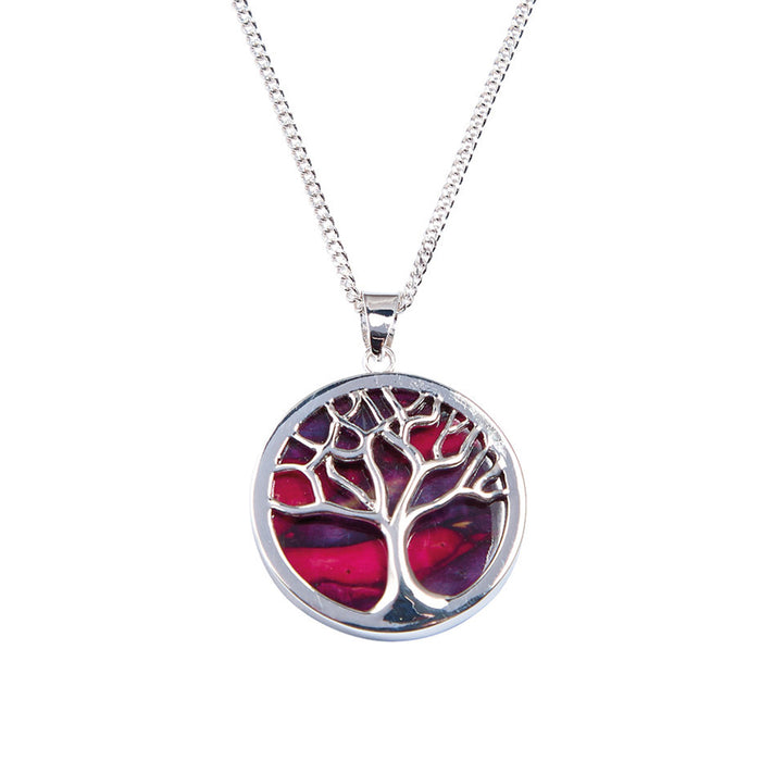heathergems tree of life pendant