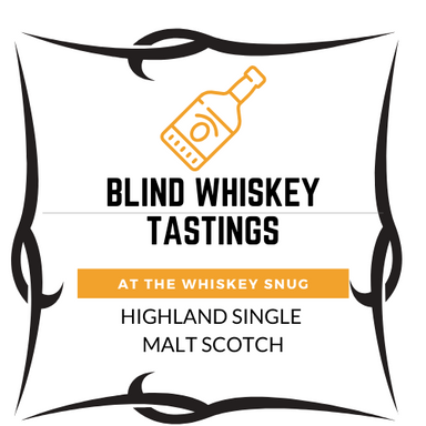 Blind High on Highland Scotch