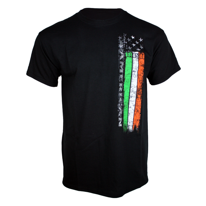 front of irish american t-shirt