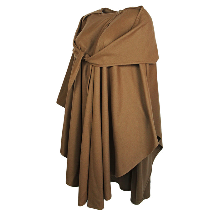 side view of camel cape by jimmy hourihan
