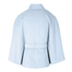 back of baby blue alcon cape by jimmy hourihan