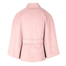 back of pale pink alcon cape by jimmy hourihan