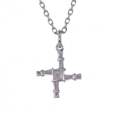 small st brigid of ireland cross by jmh