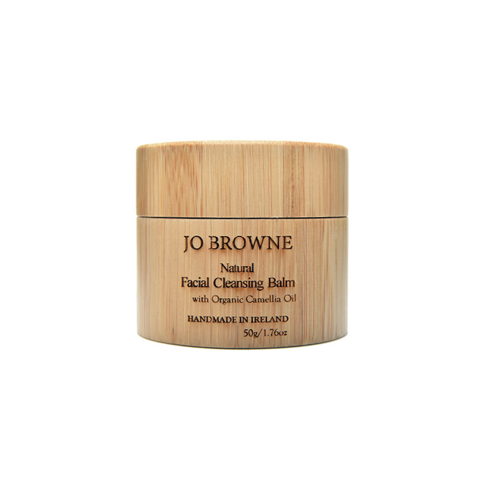 natural facial cleansing balm by jo browne