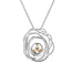 sterling silver cradle of life pendant by keith jack