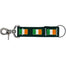 irish flag key chains