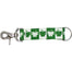 shamrock irish pet key chain