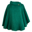 front of pine laura poncho by branigan weaver