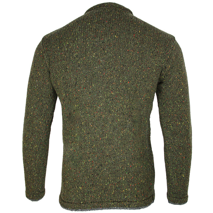 back of irelands eye mens irish pullover sweater